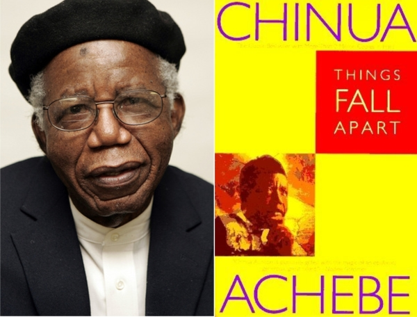 An overview of the novel things fall apart by chinua achebe